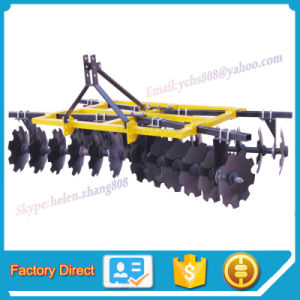 Farm Power Tiller Foton Tractor Mounted Opposed Disc Harrow pictures & photos