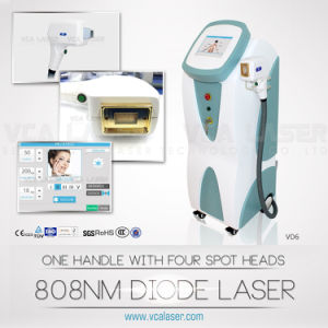 Good Hair Removal Machine /808nm Laser / Diode Laser Hair Removal /for SPA pictures & photos
