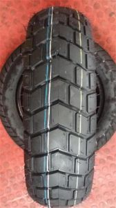 Durable Motorcycle Tire (130/90-10) pictures & photos