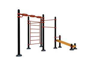 Park Fitness Equipment Handicapped Outdoor Gym Equipment pictures & photos