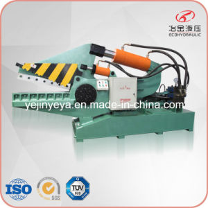 Automatic Integrated Alligator Scrap Metal Shear (Q08-250A) pictures & photos