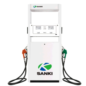 Sanki Fuel Dispenser Sk15 One Nozzle, One Pump Oil Station Fuel Dispenser pictures & photos