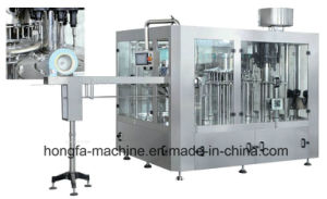 14-14-5 Full-Automatic Carbonated Drinks Bottling Machine