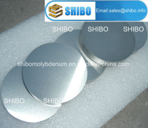 Polished Molybdenum Circles pictures & photos