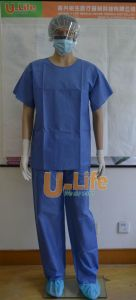 Disposable Medical Doctor Scrub Suit pictures & photos