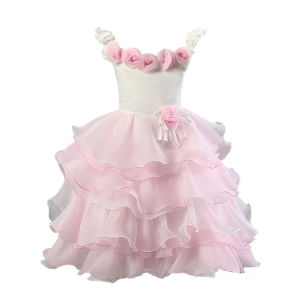 Summer Baby Flower Girl Dresses