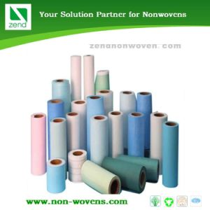PE Film Nonwoven Roll pictures & photos