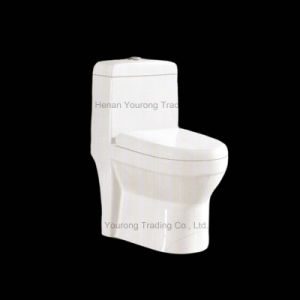 Ceramic Siphonic One Piece Sanitary Ware (No. 650)