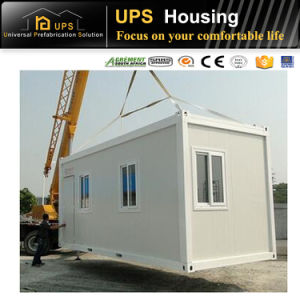 Double Floor/Level Prefab Shipping Container Home for Office pictures & photos
