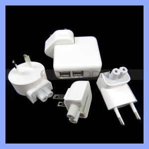 Android 4 USB Port Home Travel Dock AC Adapter Us UK EU Au Plug Wall Fold Charger pictures & photos