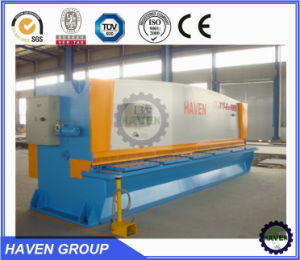 Metal Sheet Hydraulic Guillotine Shearing Machine QC11Y-25X61000 pictures & photos
