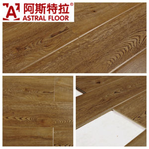 Waterproof HDF Laminate Flooring12mm/Mirror Surface /High Gloss /Laminate Flooring (AS6646) pictures & photos