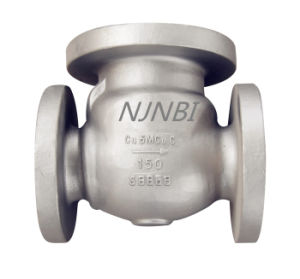 Cu5mcuc ANSI Swing Check Valve pictures & photos