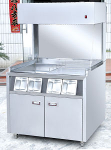 Ce Approved Fried Snack Chips Station Fryer pictures & photos