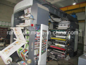 High Speed 6 Colors Flexo Printing Machine (YTB-61200) pictures & photos