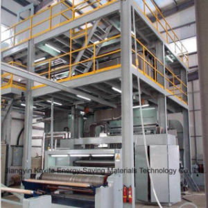 1600mm Best Non Woven Machine S Ss SMS Making Machinery Fabric Making Line pictures & photos