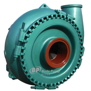 China High Wear Abrasion Gravel Pump Manufacturer pictures & photos