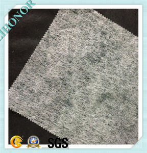 Nonwoven Material of Supporting Filter Material