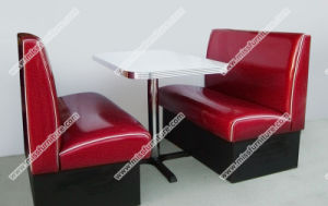 Whole Retro 50s Diner Laminate Table And Booth Furniture Set American Style 1950s