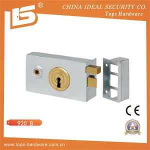 Key Rim Lock Horizontal with Follower - 920 B pictures & photos