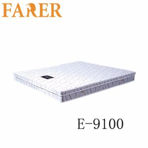 Health Function Spring Latex with Palm Bed Mattress