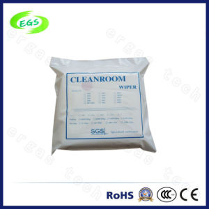 ISO Water Absorption Cloth 100% Superfine Polyester Fiber Cleanroom Cloth pictures & photos