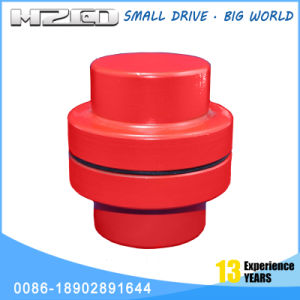 Hzcd Zte Elastic Rubber Cross Universal Joint Coupling for Paper Manufacturing Machinery