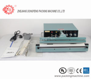 Desktop Semi-Auto Sealer Machine (PS-450) pictures & photos