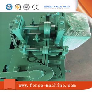 Ce Certification Razor Blade Barbed Wire Making Machine pictures & photos