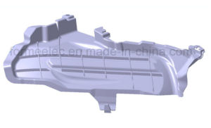 Automotive Exhaust Muffler Plastic Mold Manufacture Car Exhaust Manifold Mould pictures & photos