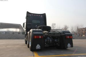 Sinotruk 371HP Trailer Hauling Vehicle with Full Equipped Cab pictures & photos