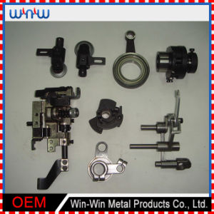 Custom Precision Textile Central Construction Machinery Parts pictures & photos
