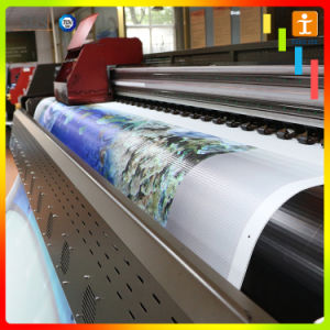 Digital Printing Outdoor Advertising Display PVC Vinyl Mesh Fence Banner (TJ-09) pictures & photos