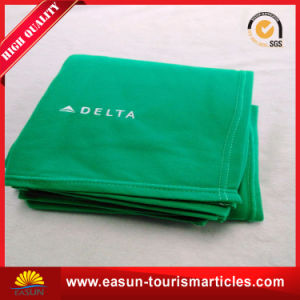 China Airplane Fleece Blanket with Custom Logo pictures & photos