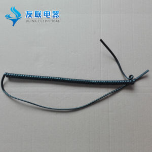 High Quality Retractable Cable Spiral Spring Power Cables pictures & photos