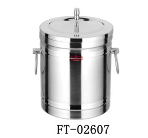 Stainless Steel Ice Barrel (FT-02607)