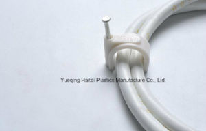 High Demand Products Electrical Wire Plastic Round Cable Wall Clips pictures & photos