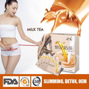 Slimming Tea for Burning Fat, Milk Tea for Weight Loss