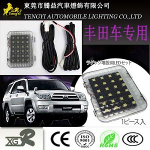 SMD Auto Car Work LED Luggage Compartment L& Additional Rear Truck Back Door Light for Toyota  sc 1 st  Tengyi Automobile Lighting Co. Ltd. & China SMD Auto Car Work LED Luggage Compartment Lamp Additional Rear ...