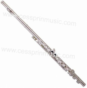 Cessprin Music / Nickel Flute / Flute Wholesales/ Flute Supplier/ (ASFL-101) pictures & photos