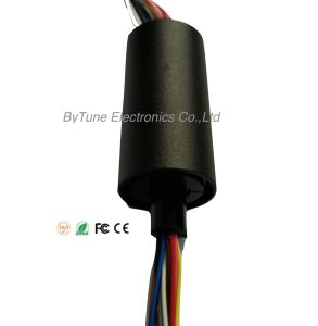 24 Circuits, Od 22mm Slip Ring Without Flange and Through Hole pictures & photos