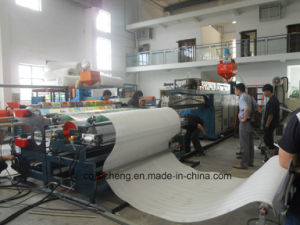 Plastic Machinery EPE Color-Film Coating Extruder Machine with Good Quality Jc-EPE-Lm2200 pictures & photos