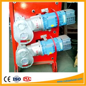 Gearbox Gjj Baoda Construction Hoist Spare Parts Worm Gearbox pictures & photos