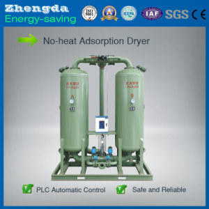 Zld Low Dew Point Adsorption Heatless Dryer for Industrial and Chemical