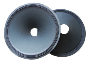 High Quality 18inch PA Speaker Part Cloth-Edge Paper Cone-Speaker Parts Cone pictures & photos
