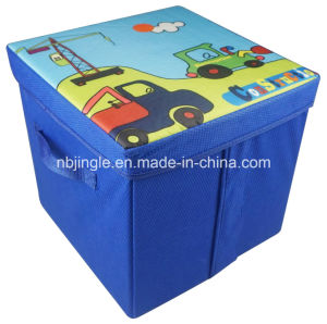 2016 Best-Selling Foldable Square Storage Multi-Function Baby Care Play Mat Storage Sit Box