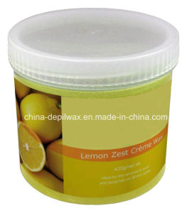 425g Jar Soft Depilatory Wax Lavender Creme Wax for Soothing Waxing pictures & photos