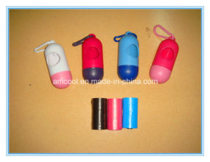 China HDPE Plastic Pet Waste Bag Biodegradable Dog Poop /Pet Waste Roll Bag Manufacturer pictures & photos