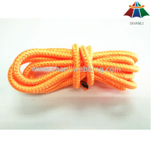 High Quality High Strength 10mm Solid Color Nylon / Polyester / PP Braided Rope / Cord