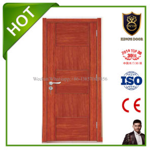 Finished Natural Painting Surface Finishing and Entry Doors Type Design pictures & photos